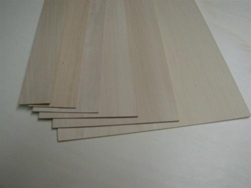 5 16 X 6 X 36 Basswood Sheet
