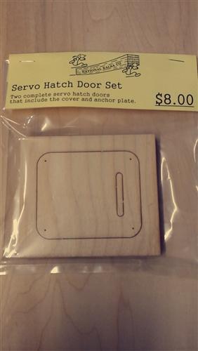 Servo Hatch Doors & Hatch Doors