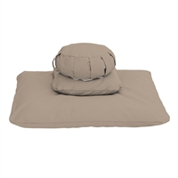 Buckwheat Meditation Pillow Set