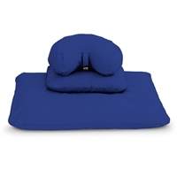 Halfmoon Zafu Cushion Set with Pillow