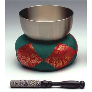 Rin Gong 4 inches with Cushion & Striker