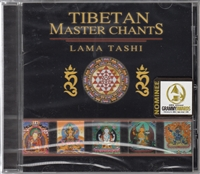 Tibetan Master Chants by Lama Tashi