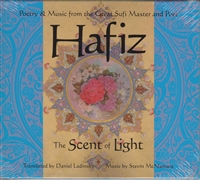 Hafiz the Scent of Light audio CD