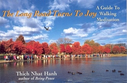 The Long Road Turns To Joy - A Guide to Walking Meditation by Thich Nhat Hanh