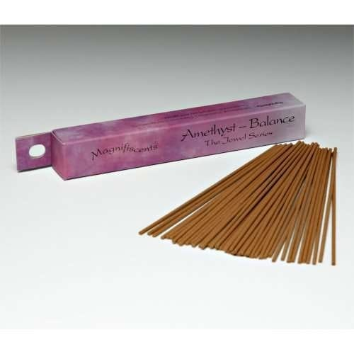 Shoyeido Magnifiscents Incense ~ Amethyst - Balance