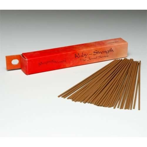 Shoyeido Magnifiscents Incense ~ Ruby - Strength