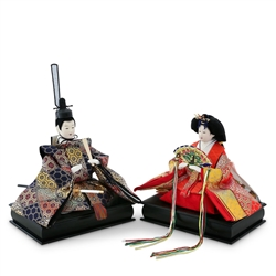 King and Queen Doll Set