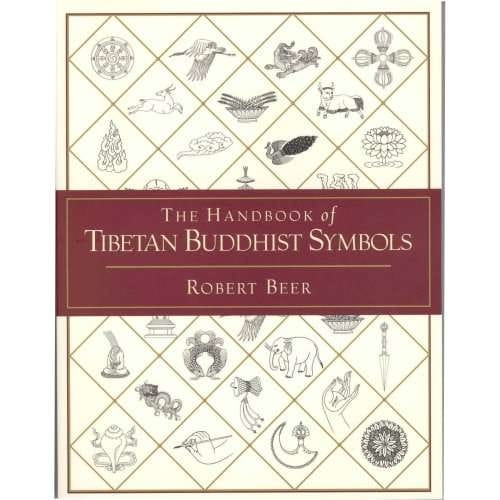 The Handbook of Tibetan Buddhist Symbols, by Robert Beer