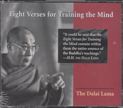 Eight Verses for Training the Mind by The Dalai Lama