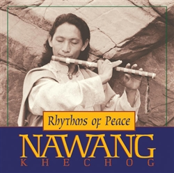 Rhythms of Peace by Nawang Khechog