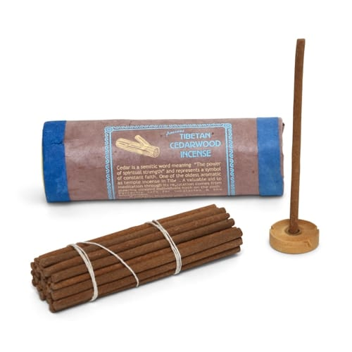 Tibetan Cedarwood Incense