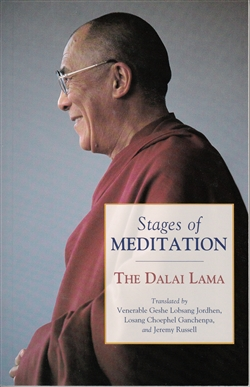 Stages of Meditation — by the Dalai Lama
