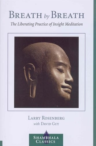 Breath by Breath <br>The Liberating Practice of Insight Meditation <br>by Larry Rosenberg with David Guy
