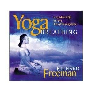 Yoga Breathing: 2 Guided CDs on the Art of Pranayama -- by Richard Freeman