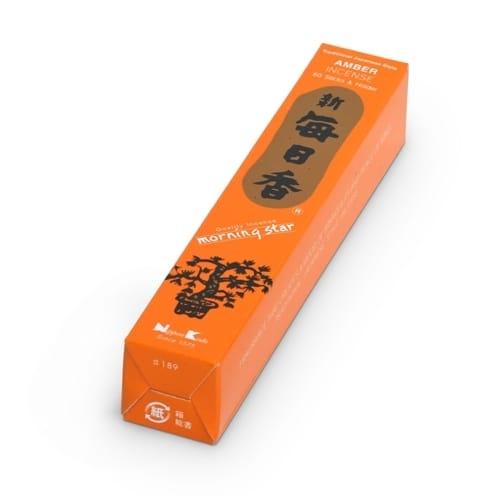 Morning Star Amber Incense Small
