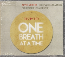 Recovery One Breath at a Time by Kevin Griffin on 2 audio CDs