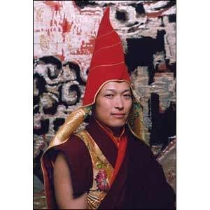 Sakyong Mipham Rinpoche Tantra Shrine Photo 5X7