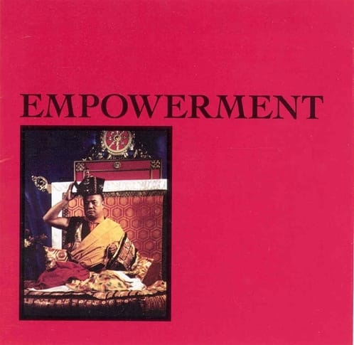 Empowerment cd by His Holiness the Sixteenth Gyalwa Karmapa and his monks