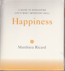 Happiness by Matthieu Ricard on 2 CDs