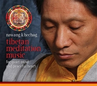 Tibetan Meditation Music for Quiet Mind and Peaceful Heart by Nawang Khechog