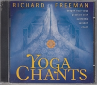 Yoga Chants by Richard Freeman
