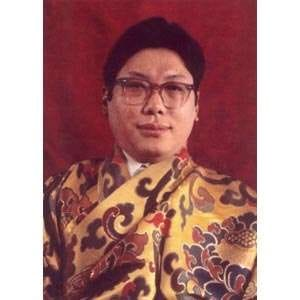 New Shrine photo of Chögyam Trungpa Rinpoche 5X7