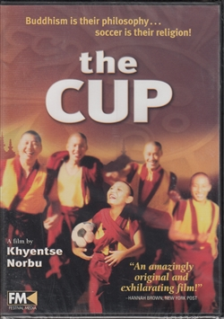 The Cup: Buddhism is their philosophy... soccer is their religion! a film by Khyentse Norbu on DVD