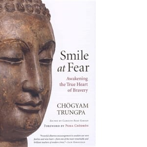 Smile at Fear Bundle: <br> Book by Chogyam Trungpa and DVD by Pema Chodron