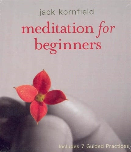 Meditation for Beginners 2-CDs by Jack Kornfield