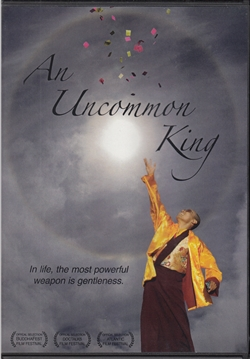 An Uncommon King DVD