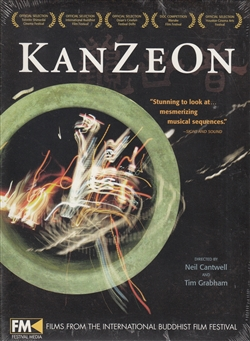 KanZeOn film by Niel Cantwell and Tim Grabham on DVD