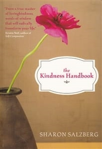 The Kindness Handbook <br>by Sharon Salzberg