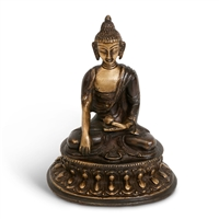 Seated Buddha Statue 4.5""