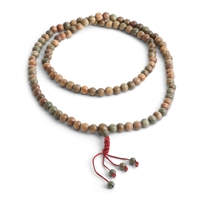 Verawood Mala Medium-size beads