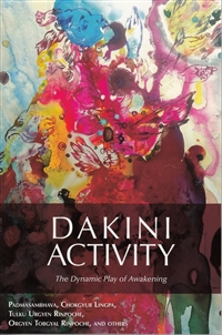 Dakini Activity: The Dynamic Play of Awakening by Padmasambhava, Chokgyur Lingpa, Tulku Urgyen Rinpoche, Orgyen Tobgyal Rinpoche, and others