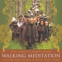 Walking Meditation book by Nguyen Anh-Huong & Thich Nhat Hanh