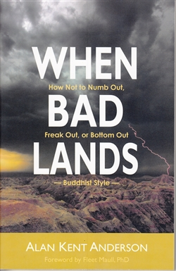 When Bad Lands - How Not to Numb Out, Freak Out, or Bottom Out - Buddhist Style - by Alan Kent Anderson
