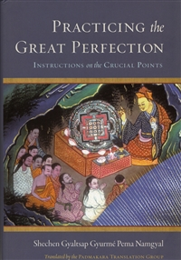 Practicing the Great Perfection - Instructions on the Crucial Points - by Shechen Gyaltsap Gyurme Pema Namgyal