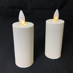 Flameless Votive Candles Pair