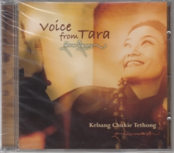 Voice from Tara by Kelsang Chukie Tethong
