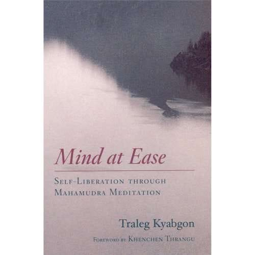 Mind at Ease: Self-Liberation through Mahamudra Meditation -- by Traleg Kyabgon