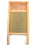 Genuine Brass King #803 made by the National Washboard Company
