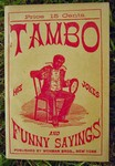 Tambo: His Jokes and Funny Sayings