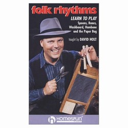 Folk Rhythms tutorial DVD