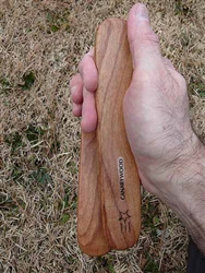 Shooting Star Canarywood Bones, Narrow (22 mm): 7/8""