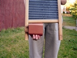 "Kentucky Cowbell (4"" w/loop) for Musical Washboard"