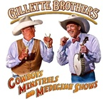 Cowboys Minstrels and Medicine Shows