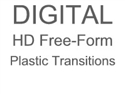 Digital HD Free-Form Plastic Transitions Progressive