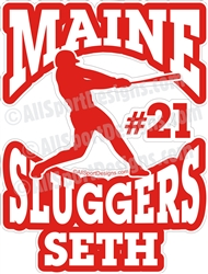 baseball car clings stickers decals magnets