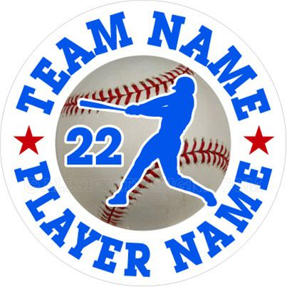 Car Decals Magnets Floor Wall Decals Fundraising For Baseball - Personalized car stickers and decals